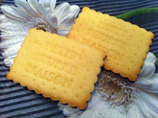 Mes Petits Beurre Fait Maison Recette Beurre Fait Maison Petit Beurre Petit Beurre Recette