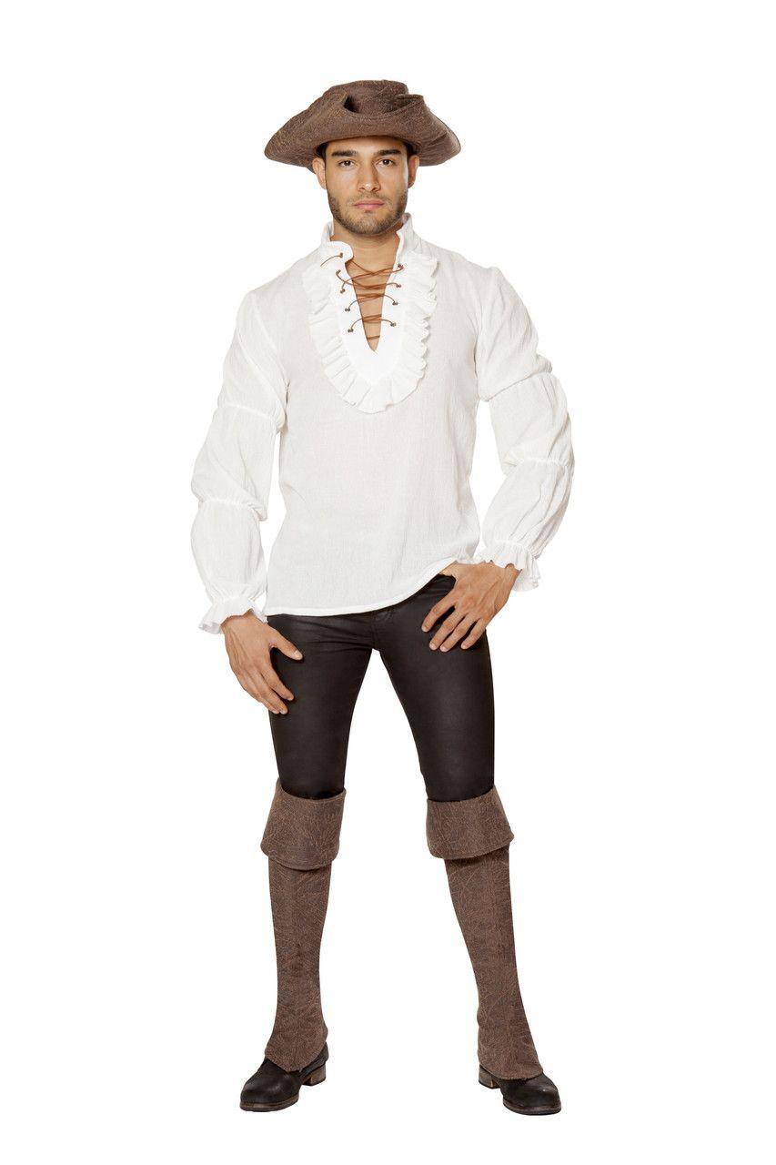 Sexy male pirate costume