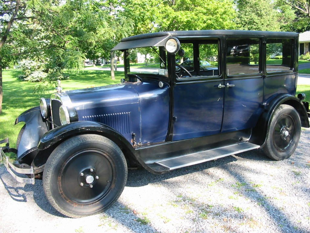 25 Dodge Brothers Sedan...awesome! (1024×768)   1920s-\'60s auto ads ...