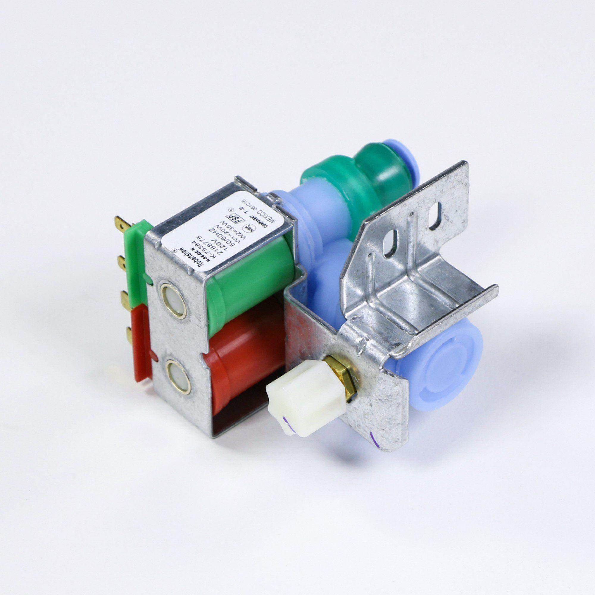W10853654 Refrigerator Water Valve Inlet Valve Water Valves Valve