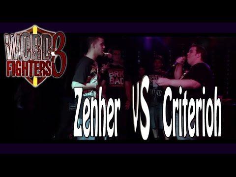 Zenher vs Criterioh – Word Fighters 3 2014 -  Zenher vs Criterioh – Word Fighters 3 2014 - http://batallasderap.net/zenher-vs-criterioh-word-fighters-3-2014/  #rap #hiphop #freestyle