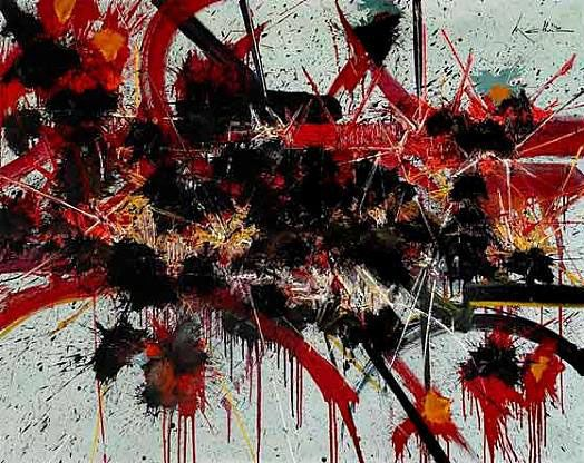 georges mathieu painting - photo #13