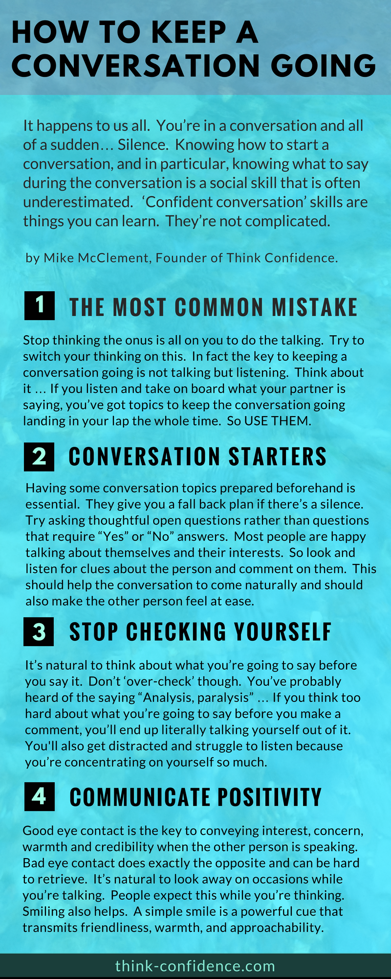 what to say when a conversation gets awkward