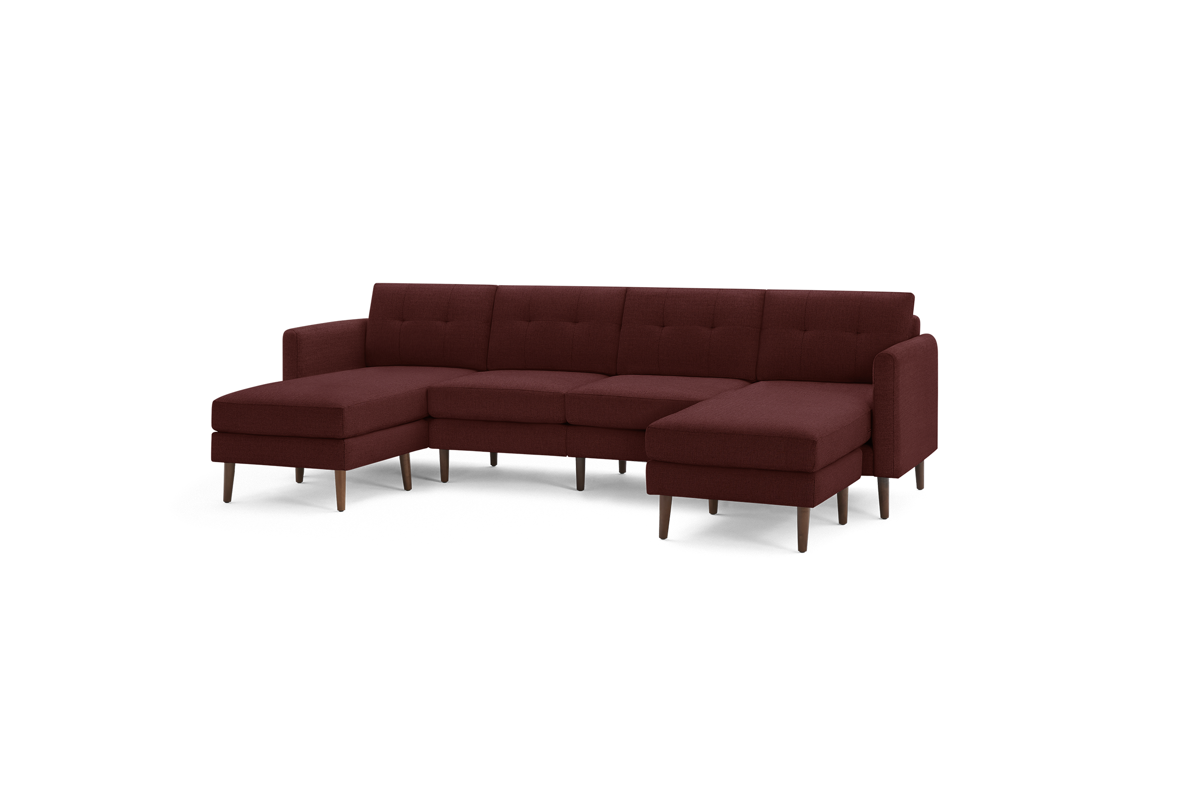 Nomad Double Chaise Sectional Double Chaise Sectional Sectional
