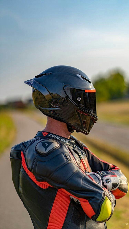 Pin en Casco motocicleta