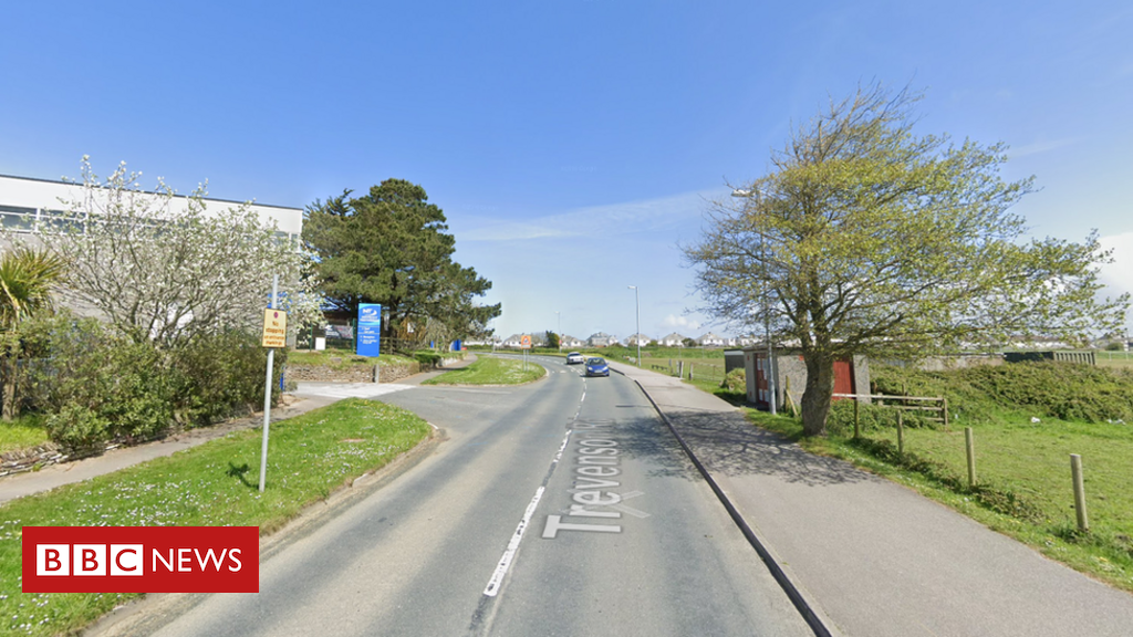 Newquay police officer suffers severe burns in attack in