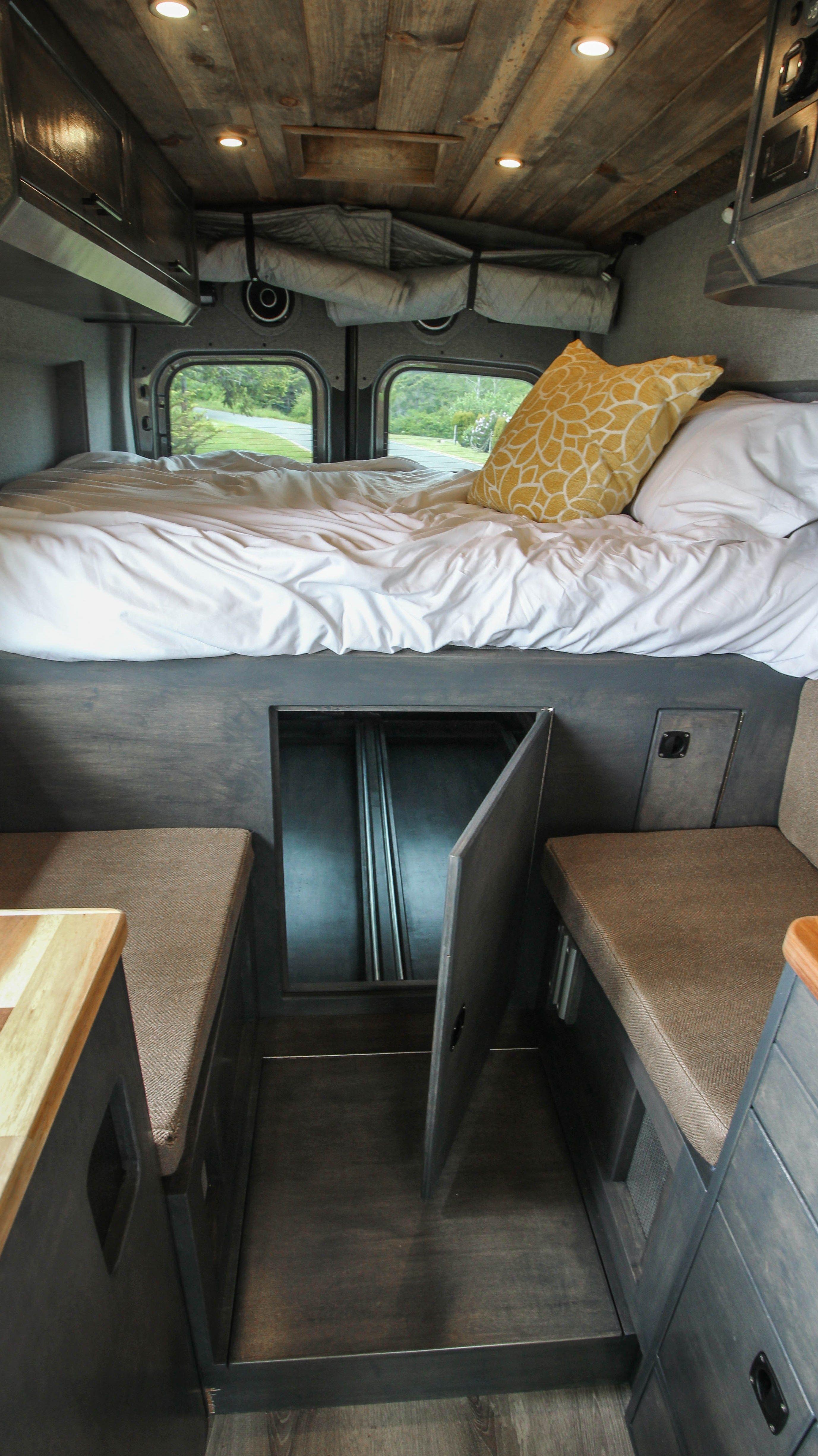 Fred Freedom Vans Van Life Van Living Van Life Diy
