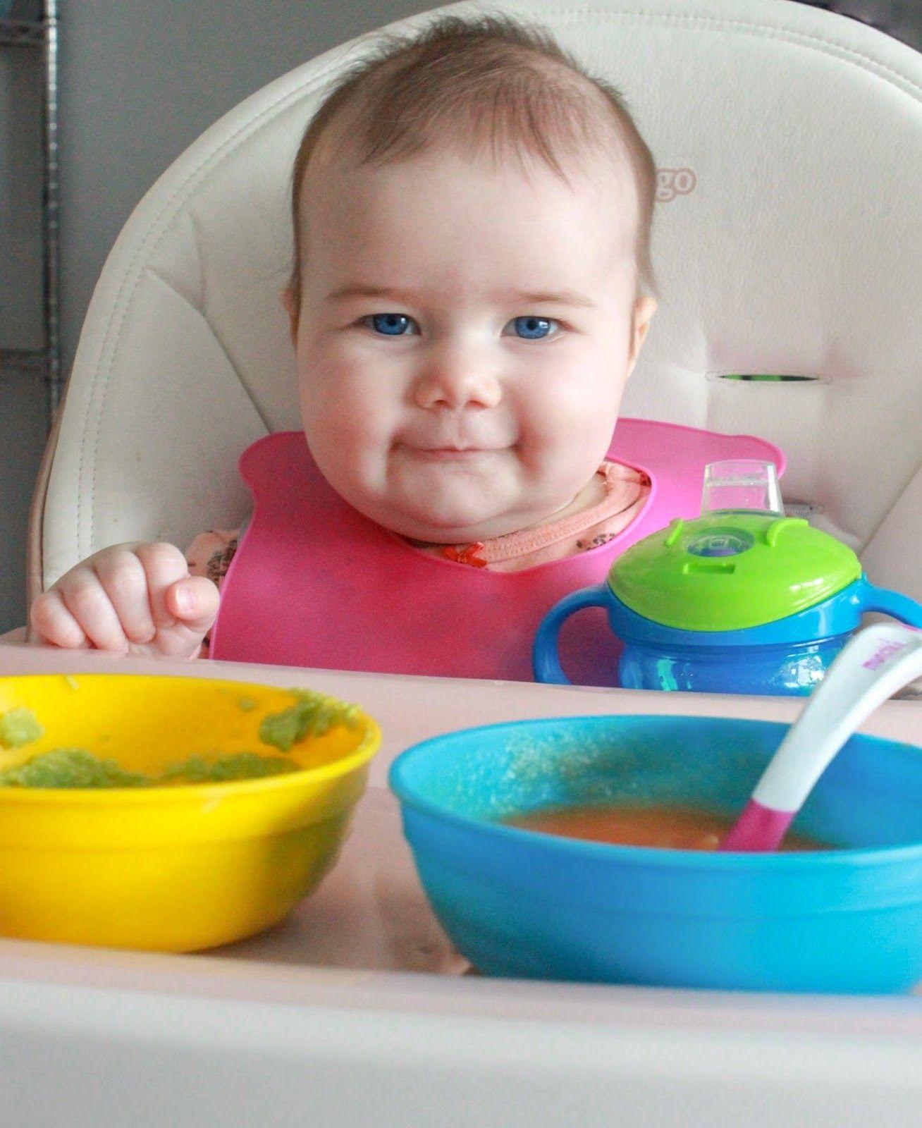 Baby Feeding Essentials: 6 Months | Feeding essentials ...