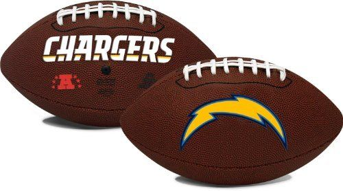 Nfl San Diego Chargers Game Time Football By K2 Lp 25 99 Durable Pebble And Classic On Field Football Full Size Football Of Game Time Football Street Game