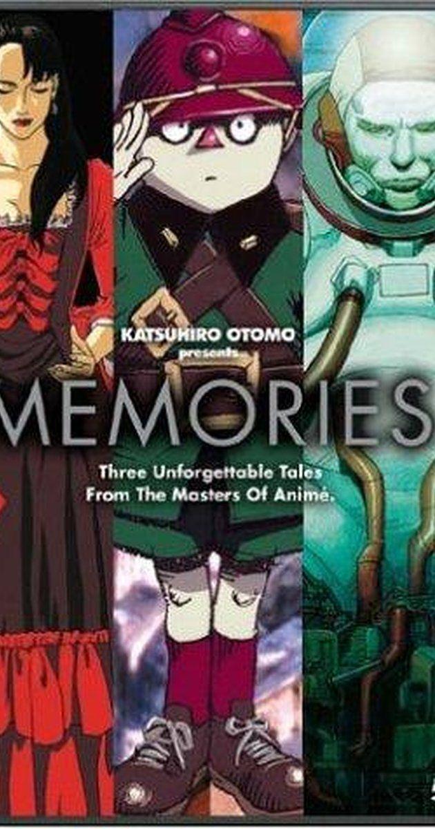 Memorîzu (1995) IMDb Memories anime, Anime movies, Anime