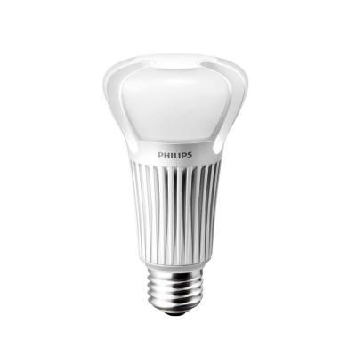 Philips 40 Watt 60 Watt 100 Watt Equivalent A21 Energy Saving 3 Way Led Light Bulb Soft White 2700k 453340 The Home Depot Dimmable Led Lights White Light Bulbs Led Light Bulb