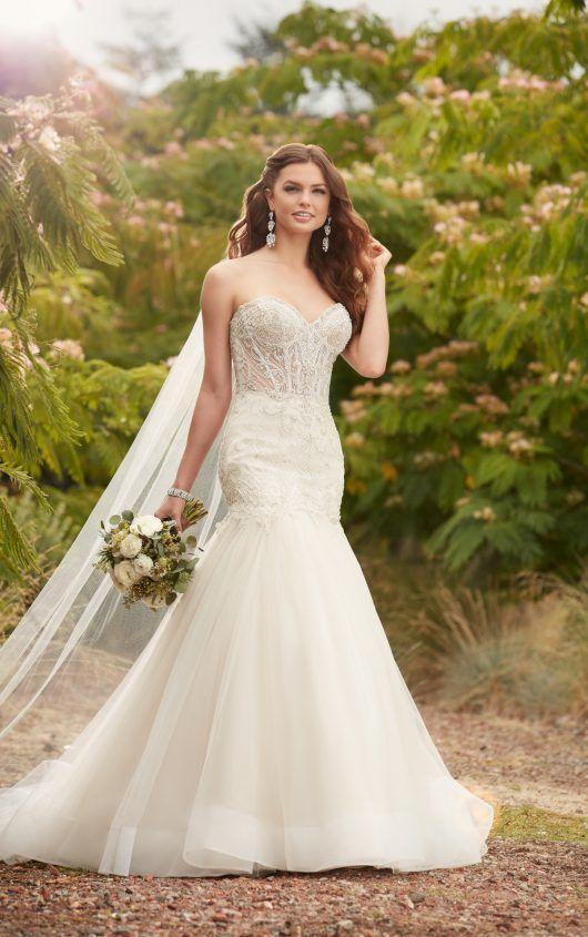 Essense of Australia Wedding Dress D2279   Blush Bridal   Essense of ...