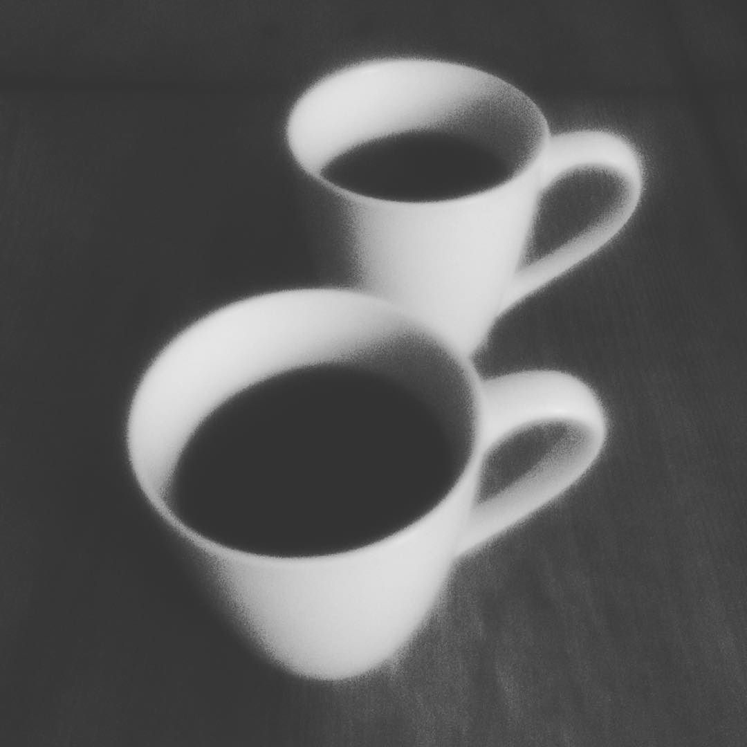 Morning #coffee with the #wife
