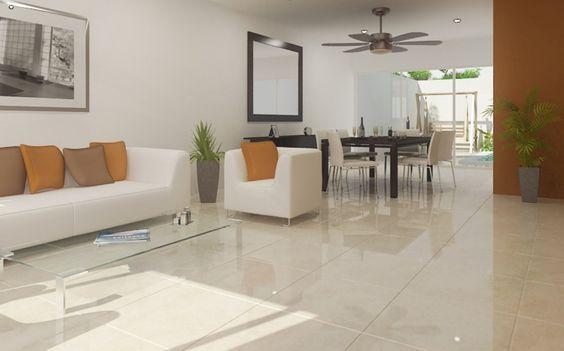 Pisos para interiores tipos de pisos para casa modernas for Tipos de disenos de interiores de casas