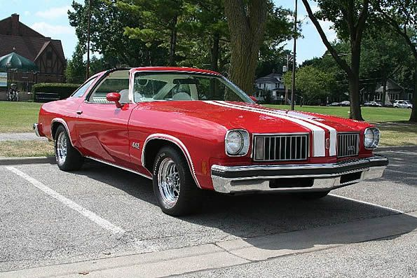 1975 Olds 442 Oldsmobile 442 Oldsmobile Oldsmobile Cutlass
