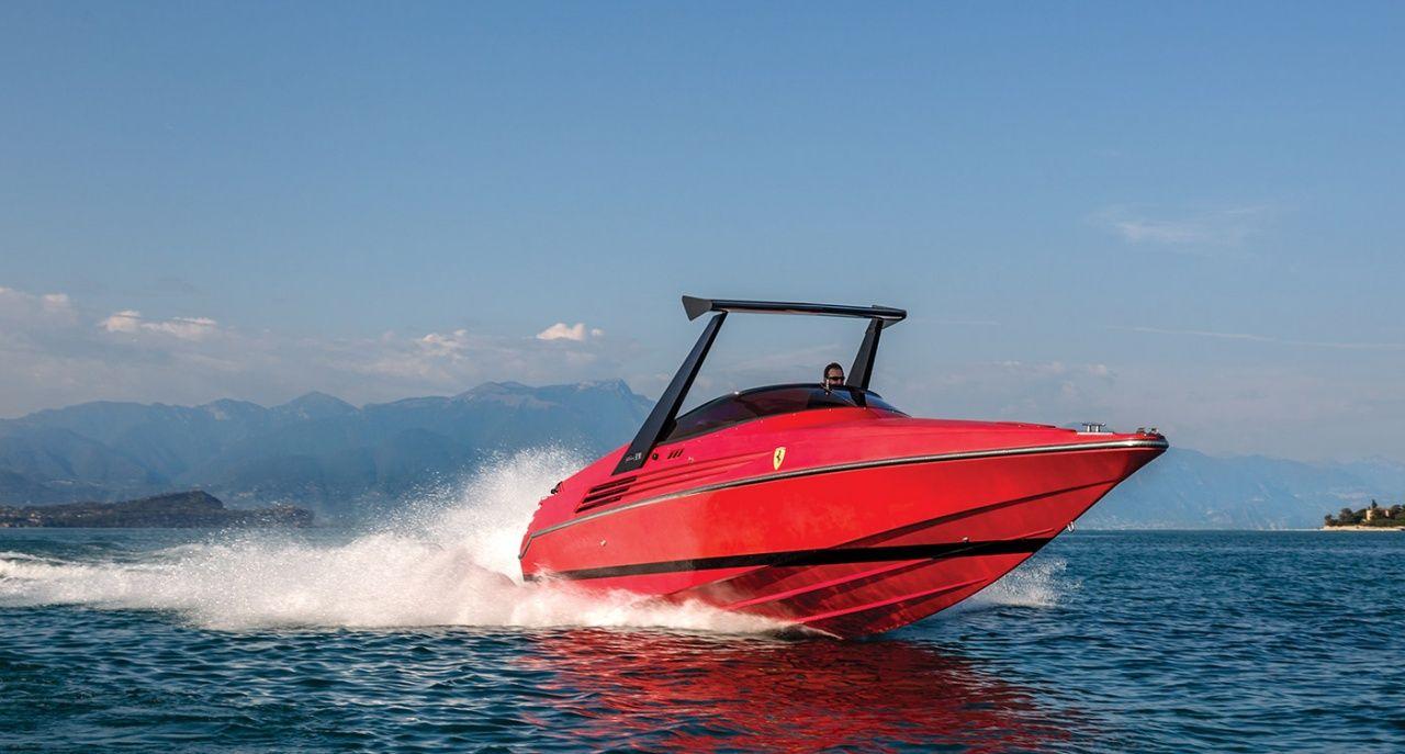 This Riva Ferrari speedboat is a prancing seahorse | Classic Driver Magazine