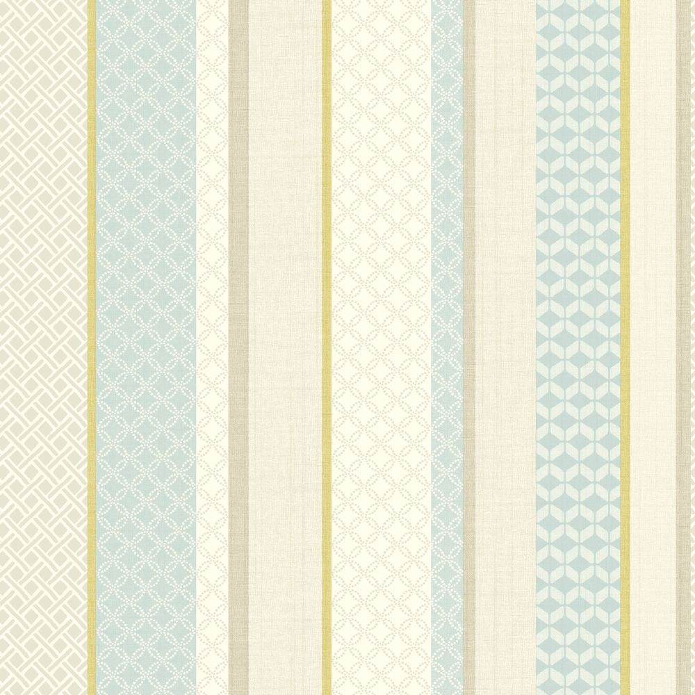 Holden Decor Amaya Stripe Soft Teal Amp Green Wallpaper 14 Font