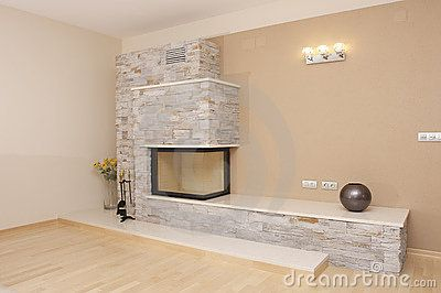 Fireplace Royalty Free Stock Photos Image 13224448 Living Room With Fireplace Kitchen Fireplace Double Sided Fireplace