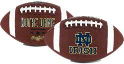 "Notre Dame Fighting Irish ""Game Time"" Full Size Football $29.99 http://store.ncaafootball.com/Notre-Dame-Fighting-Irish-Game-Time-Full-Size-Football-_845866402_PD.html?social=pinterest_pfid23-07250"