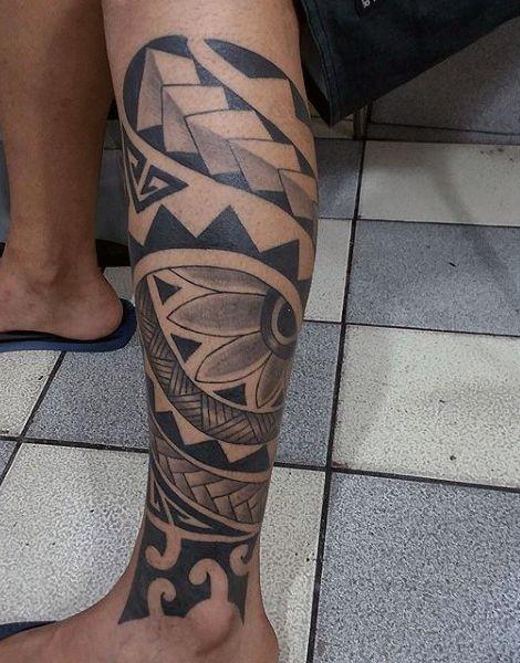 1b7231f2d 100 Maori Tattoo Designs For Men -New Zealand Tribal Ink Ideas ...