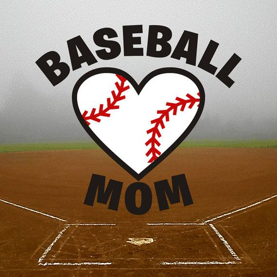 Baseball+Mom+/+dxf+/+svg+/+pdf+/+Vector+Files+/+Pattern+by+SVGTree,+$5.00