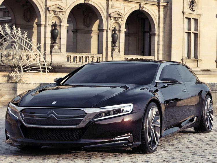 French Concept Cars: Citroen Numéro 9 Concept, next DS9?
