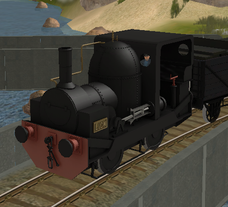 Camscott's Models | Sodor Island 3D Forums | Trains | Train