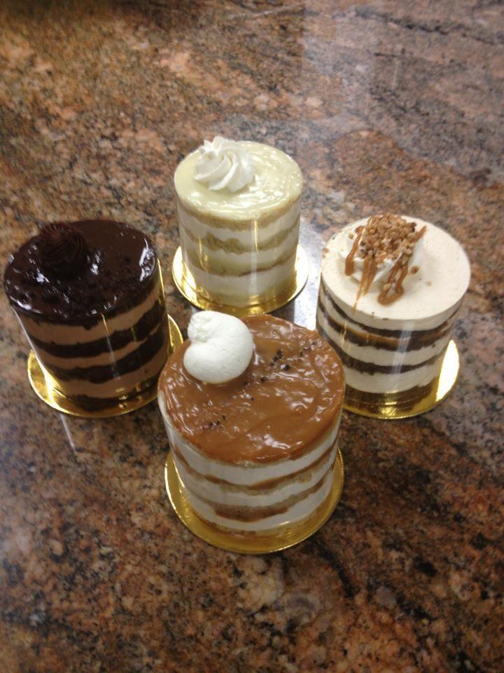 Mini Cakes! #mini #cakes #yum | Mini cakes, Fancy desserts ...