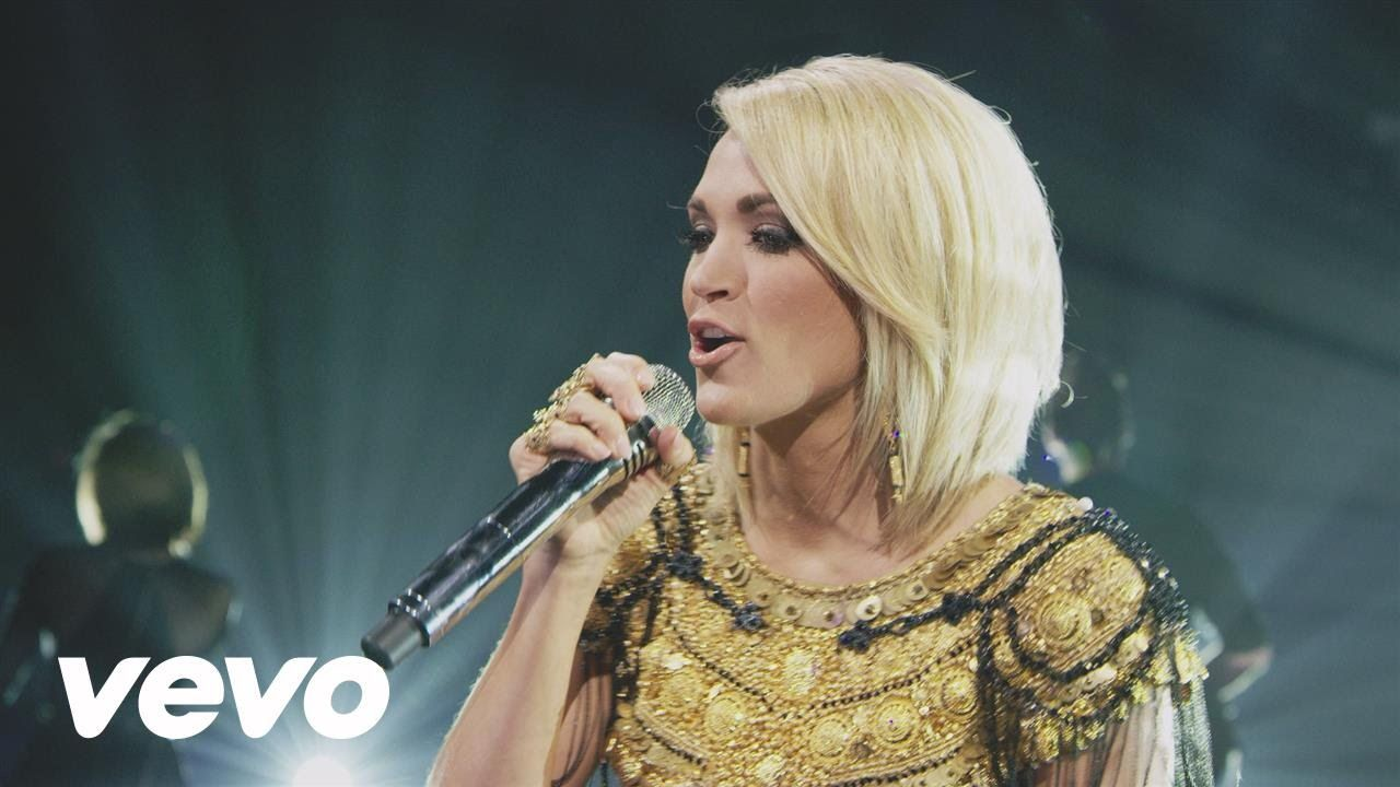 Carrie Underwood Church Bells Her Concerts Look Like A Lot Of