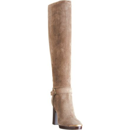 Lanvin Side Buckle Boot via Barneys