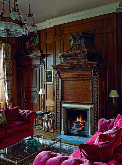 Kinross House is so pretty.