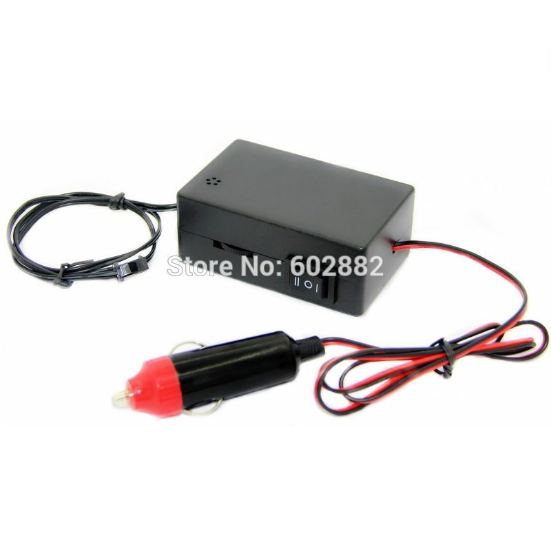 12v Sound Activated Inverter with Cigarette Plug for 10 - 20 meter ...