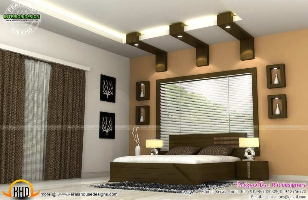 Interior Design Ideas For Home Lovely Kerala Home Bedroom Interior