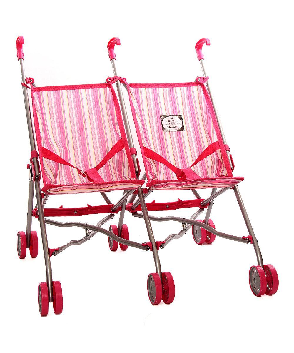 Look at this Twin Doll Stroller on zulily today! Twin