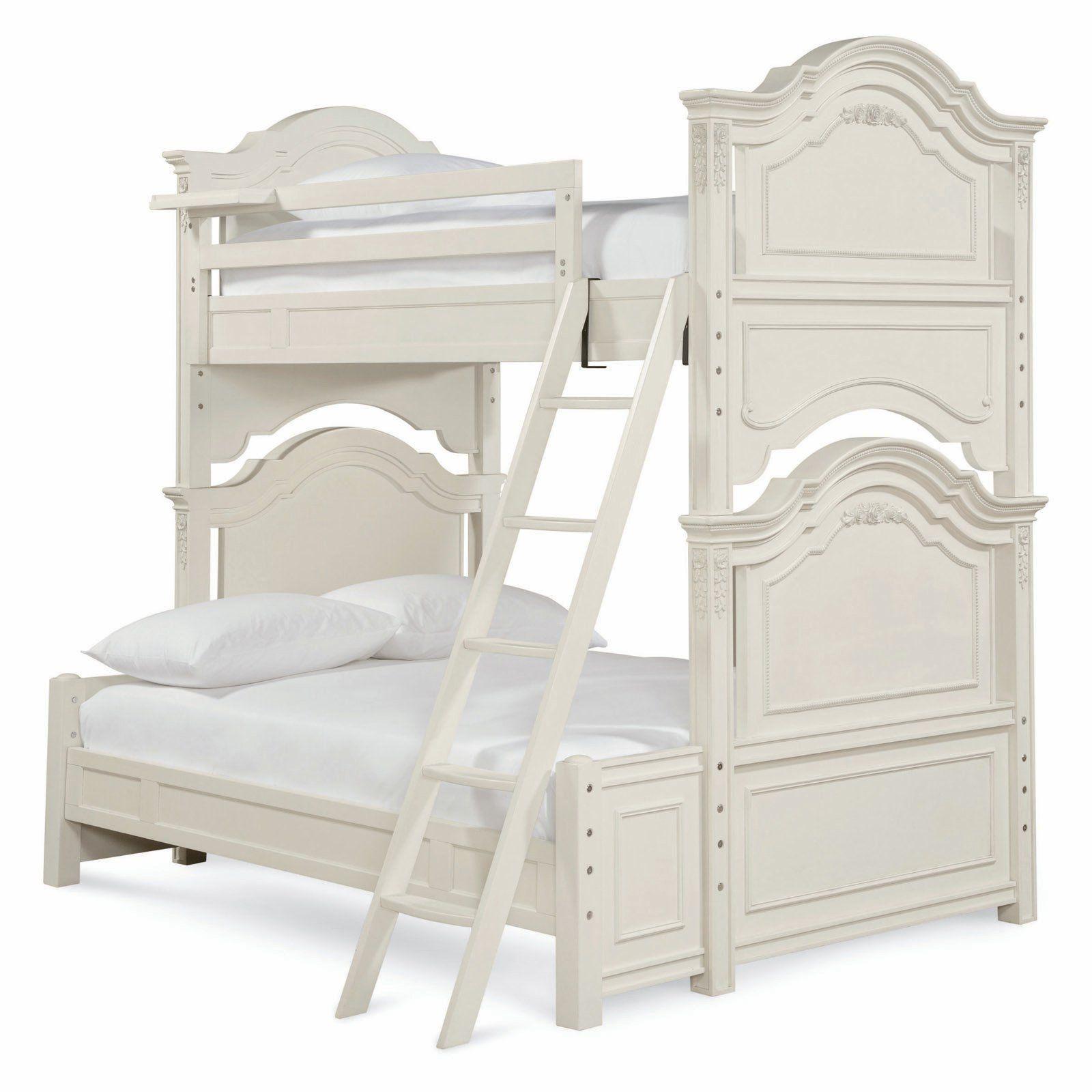 Smartstuff Gabriella Twin Over Full Bunk Bed Let Sleeping Beauties