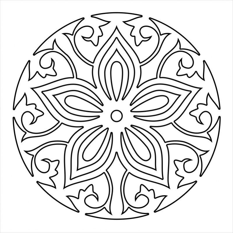 mandalas für kinder  abcmalvorlagen  ausmalbilder