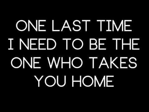 "Ariana Grande - ""One Last Time"""