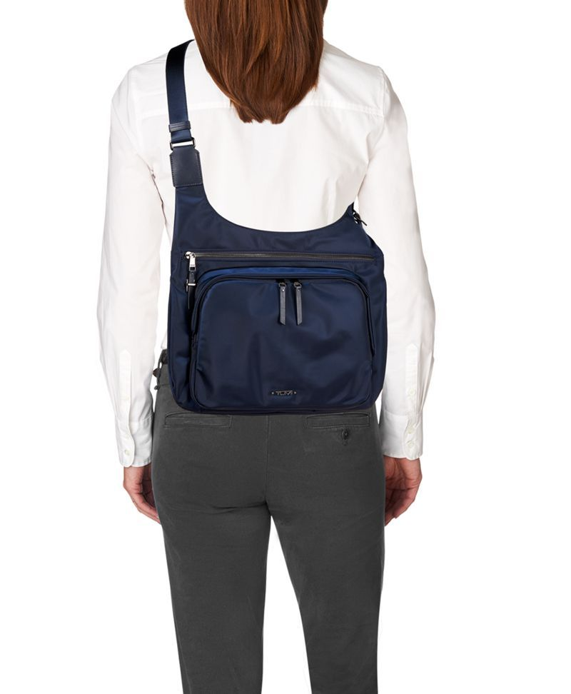 1fa307532cff2 Siam Crossbody - Voyageur - Tumi United States - Navy | Travel Buys ...