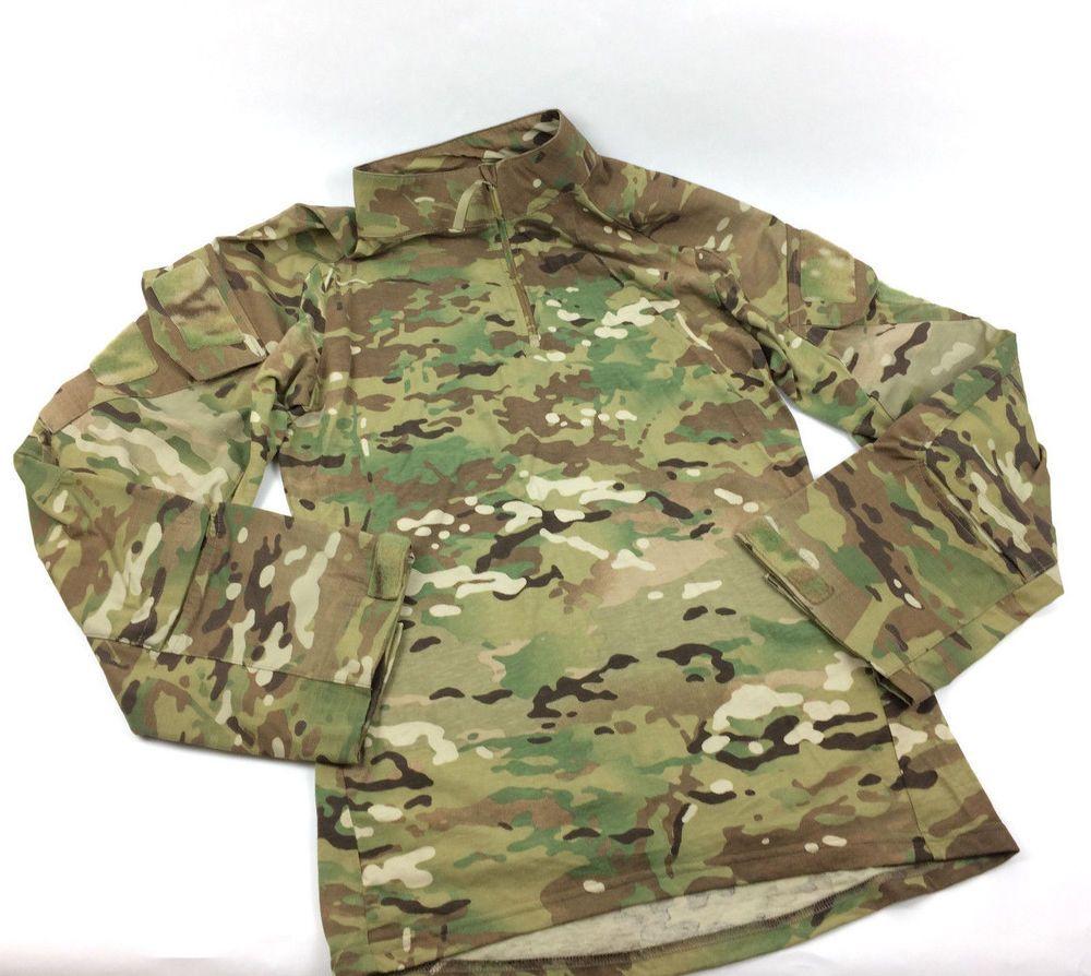 f7f3c47bcfb9f Patagonia Level 9 L9 Next To Skin Multicam Combat Shirt SR Medium Regular  #Patagonia