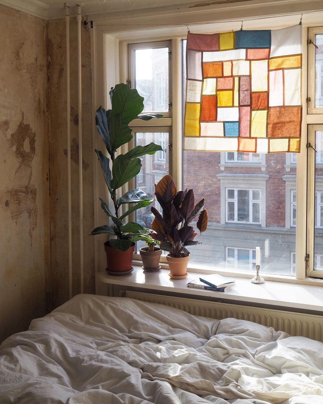 "Freja Løwe on Instagram: ""New baby patchwork. I am"