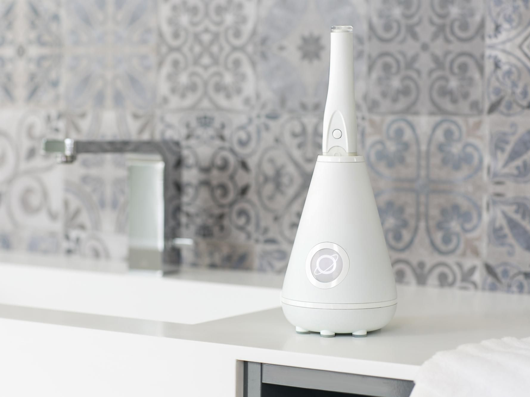 Aura Clean Sonic Toothbrush System on AHAlife