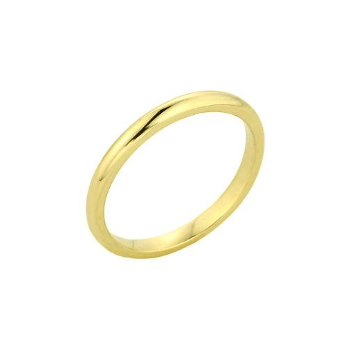Stackable 10k Yellow Gold Mid Finger Band Above The Knuckle Midi Ring Size 2 5 With Images Finger Band Pricing Jewelry Midi Rings