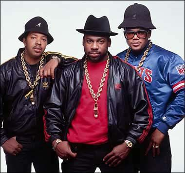 Run DMC were big in the 80s and 90s, and helped push Adidas to another