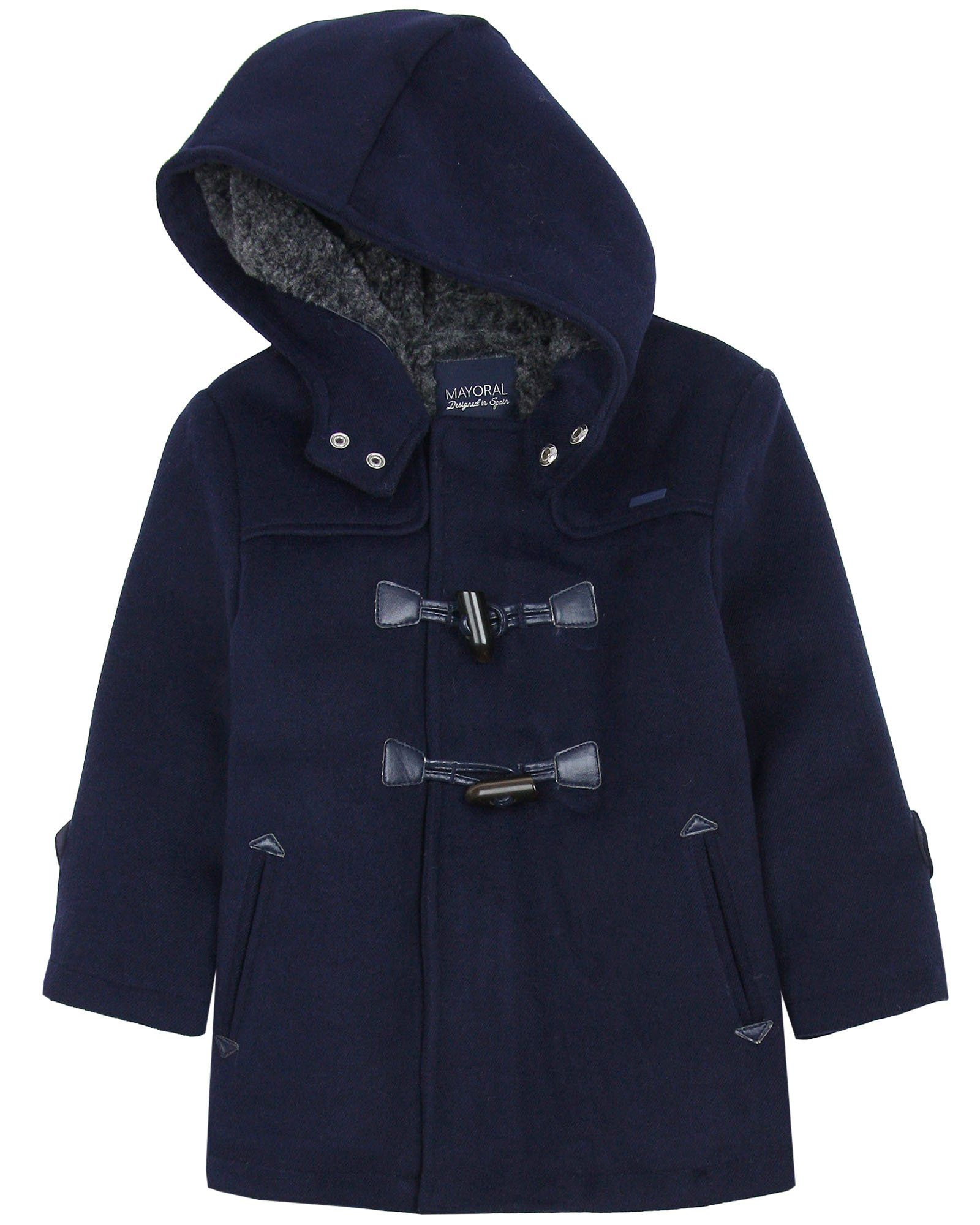 ae05f3026 Mayoral Boy s Duffle Coat