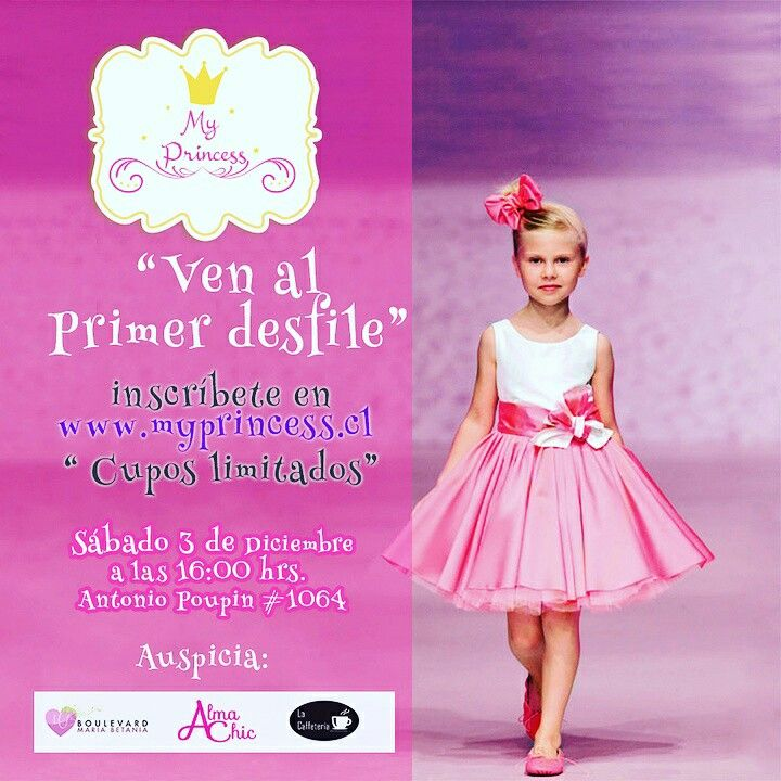 Ven a nuestro desfile !! Conoce nuestra nueva colección de vestidos ...