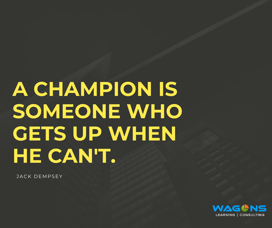 A Champion Is Someone Who Gets Up When He Can T Jack Dempsey Quote Of The Day Quotes Canning