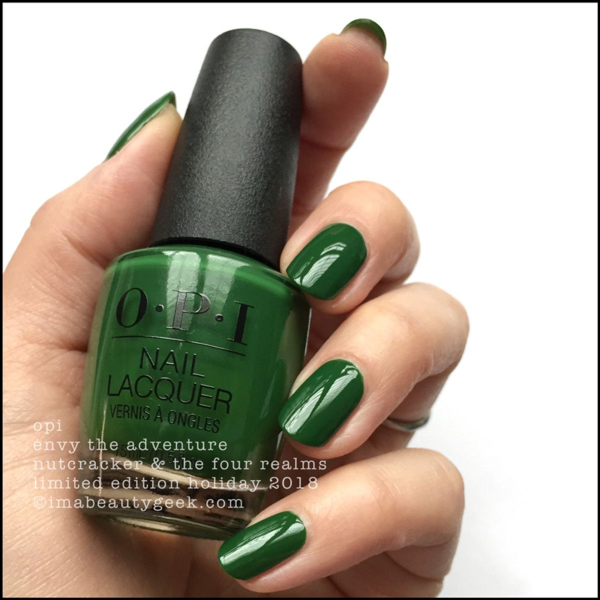 Opi The Nutcracker And The Four Realms Opi Nutcracker And The Four Realms Collection Luxury Nails Green Nails Trendy Nails