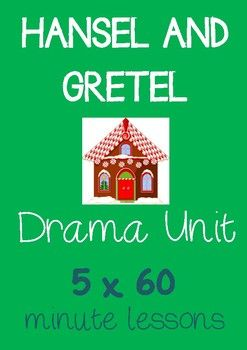 lesson plans on hansel and gretel