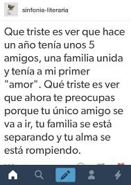 Resultado De Imagen Para Frases Tumblr Tristes En Español