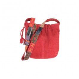 CARPISA Red Leather